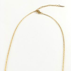 Dessy Adoye Jewelry - 14K Gold Plated Name Necklace - Julie